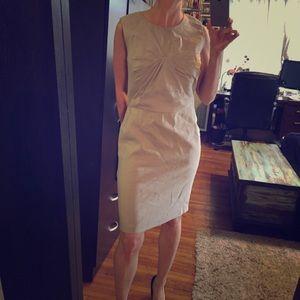 3.1 Phillip Lim dress. Sz 8. Linen w/ silk lining